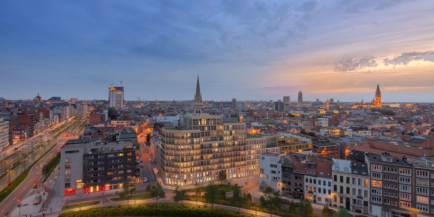 Rijnpoort Antwerpen